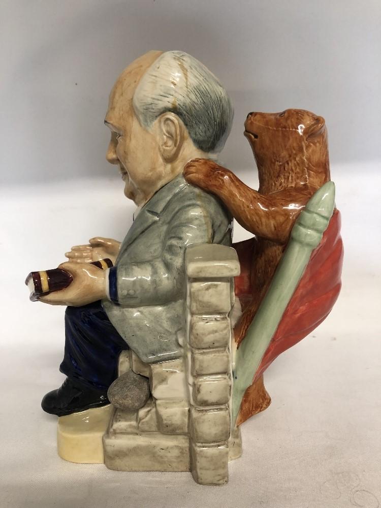 Lot 42 - President Gorbachev Toby by Kevin Francis Ltd Edition – No 36.