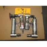 """Central Pneumatic Pneumatic 1/4"""" Right Angle Die Grinders"""