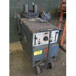 Miller Dialarc HF AC/DC Gas Tungsten-Arc/Shielded Metal Arc Welding Power Source