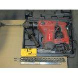 """Bauer 1641E-B 1-1/8"""" Rotary Hammer Drill"""