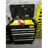 6-Drawer Rolling Tool Box