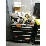 Husky 5-Drawer Rolling Tool Box
