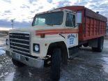 Lot 22 - 1979 Int. 1824 Grain Truck