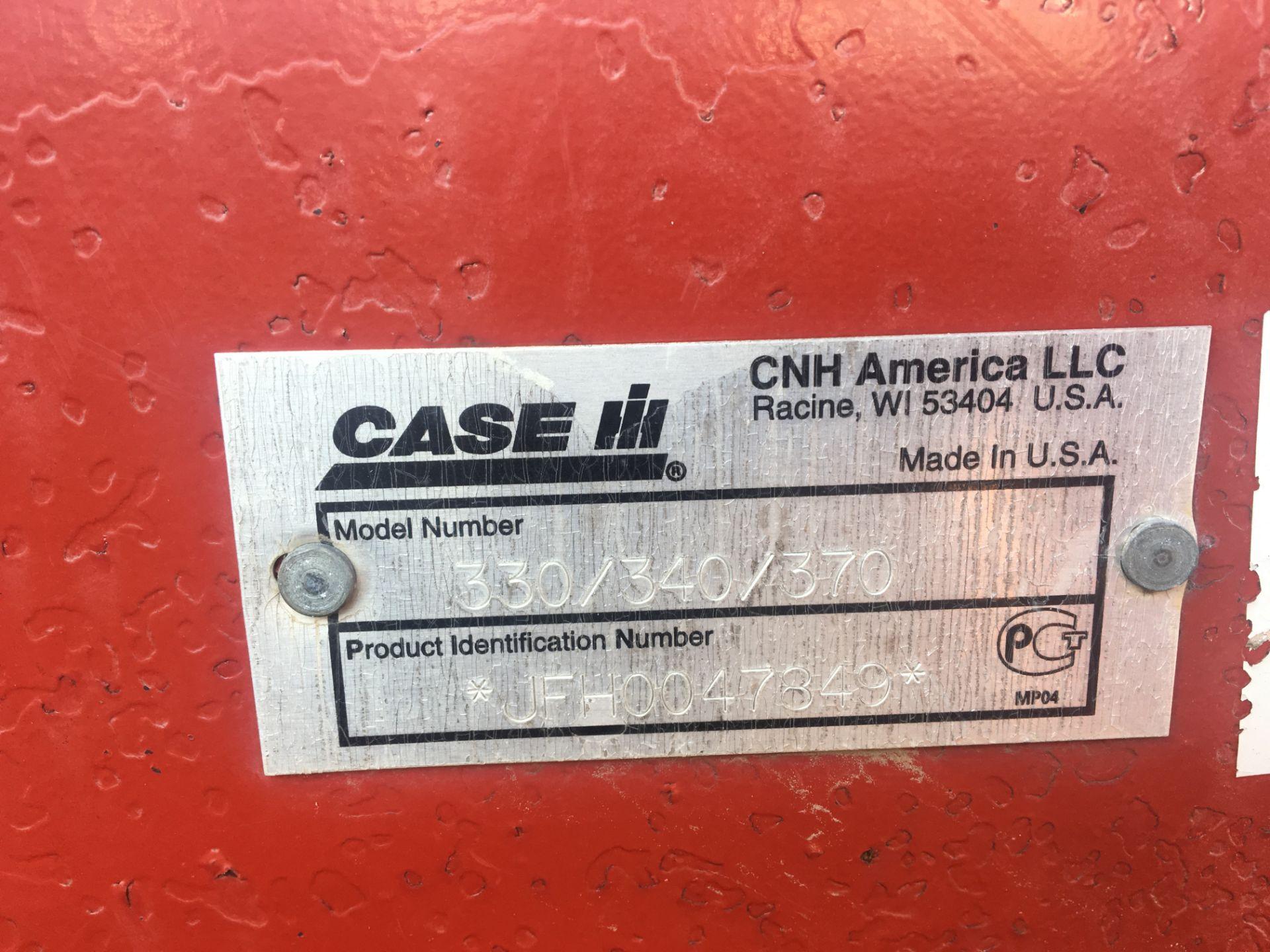Lot 5 - 2011 Case IH 340, 26' Tandem Axle Disk