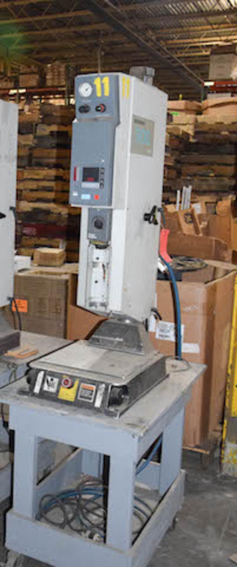 Lot 47 - Branson 900 Series Ultrasonic Welder (Machine #11)