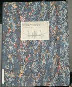 Flora, Paul (1922-2009) - Serenissima 12 Venezianische Blätter 54/2000Mappe mit 12 Offsetabzügen von
