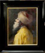 Filip, Konrad (1874-1939/45) - Betender Araber MünchenDarstellung des in seine Andacht versunkenen