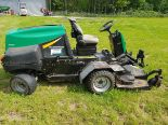 Lot 175 - 2008 RANSOMES HR3806 ROTARY MOWER, STARTS, DRIVES AND MOWS *PLUS VAT*