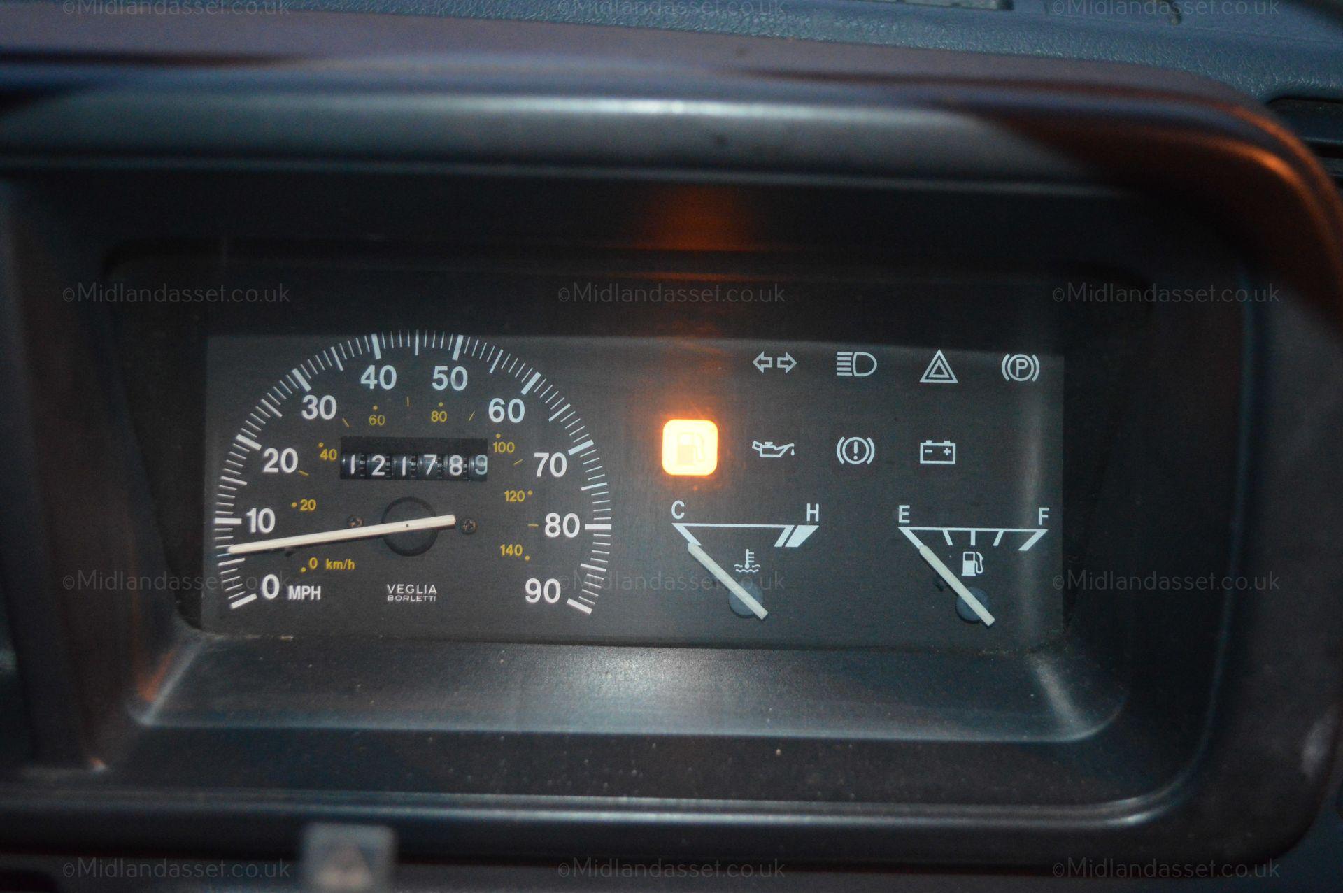 Lot 158 - 1999/T REG DAIHATSU HI-JET 1300 16V VAN *NO VAT*  DATE OF REGISTRATION: 15th JUNE 1999 MOT: 8th