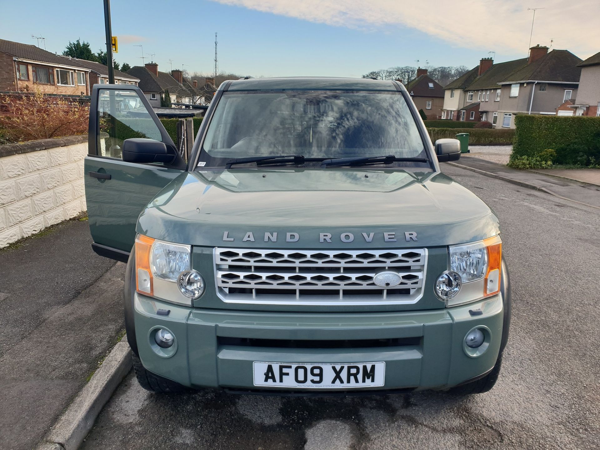 Lot 49 - 2009/09 REG LAND ROVER DISCOVERY 3 XS MWB DIESEL 4X4, ACTIVE REAR LOCKING DIFF, TOW PACK *PLUS VAT*