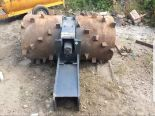 Lot 159 - MF PADFOOT ROLLER EXCAVATOR COMPACTION WHEEL *PLUS VAT*