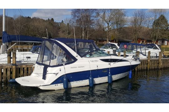 BAYLINER 285 MODEL FIRST COMMISSIONED ON FEBRUARY 2007 FRESH