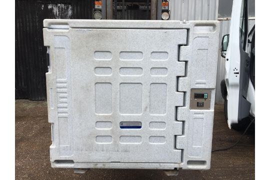 KB - EUROENGEL F0330 FRONTAL OPENING REFRIGERATED CONTAINER 330