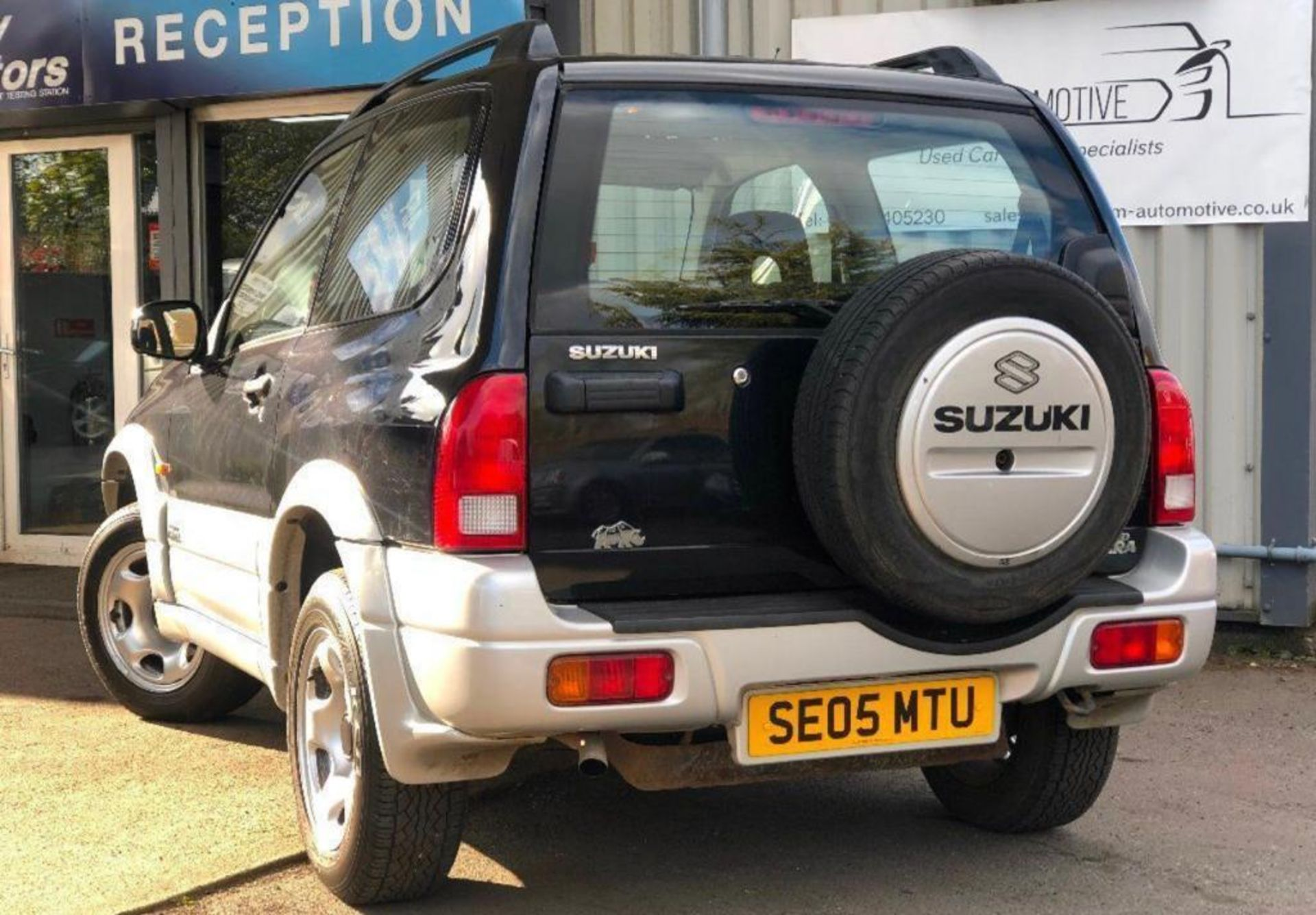 Lot 51 - 2005 SUZUKI GRAND VITARA 16V 1600cc AIR CON P/X TO CLEAR - ONE OWNER FROM NEW!
