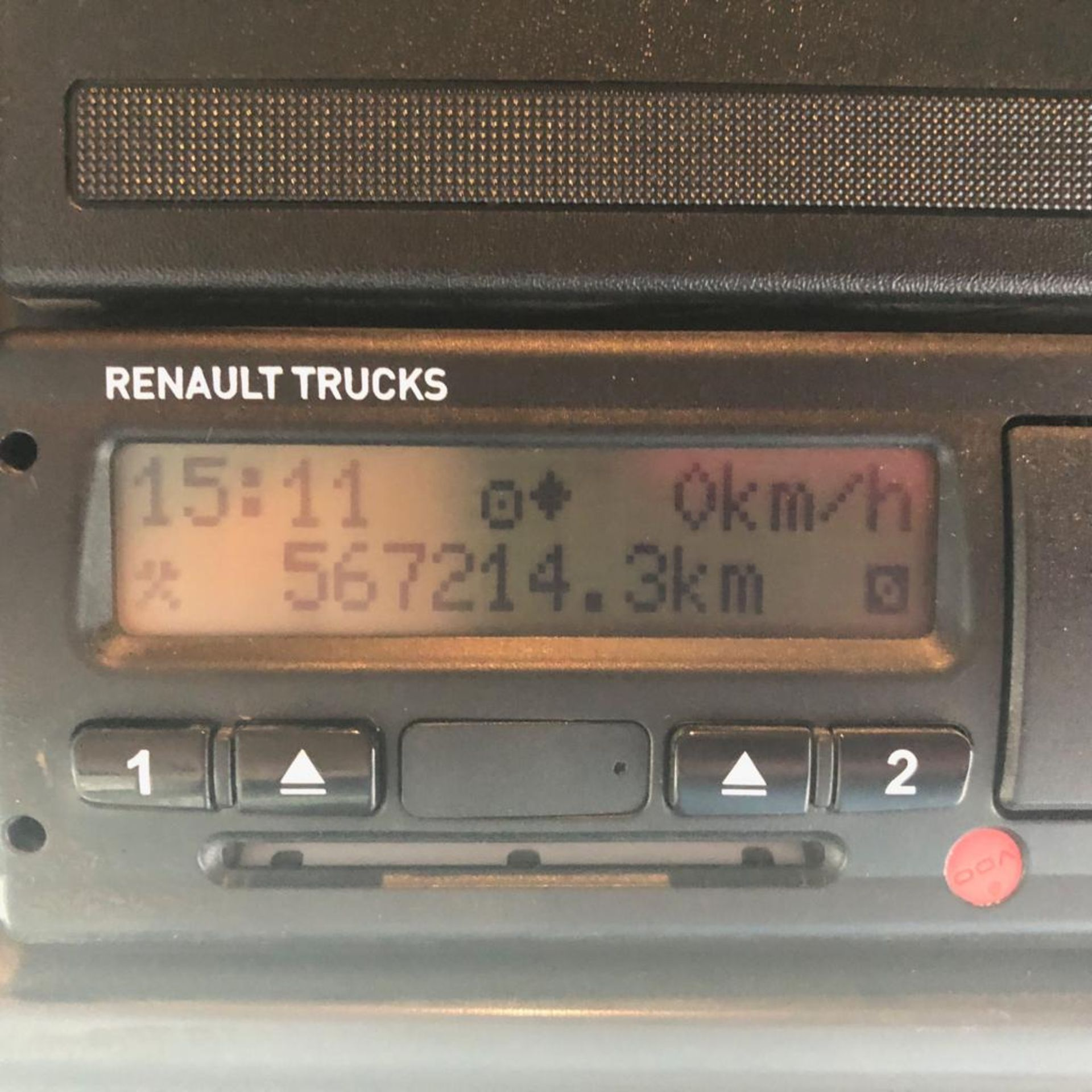 Lot 38 - 2014/14 REG RENAULT TRUCKS WHITE DIESEL HEAVY HAULAGE TRACTOR UNIT, ONLY ONE OWNER *PLUS VAT*