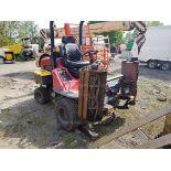Lot 179 - 2012/12 REG TORO LT3240 3 GANG MOWER, SHOWING 3,694 HOURS *PLUS VAT*