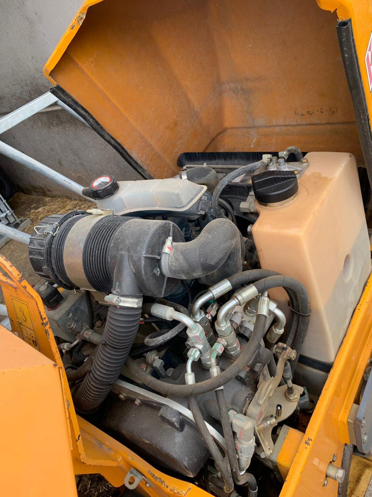 Lot 65 - 2013 TEREX TV800K TWIN DRUM VIBRATING RIDE ON ROLLER, STARTS, RUNS AND VIBRATES *PLUS VAT*
