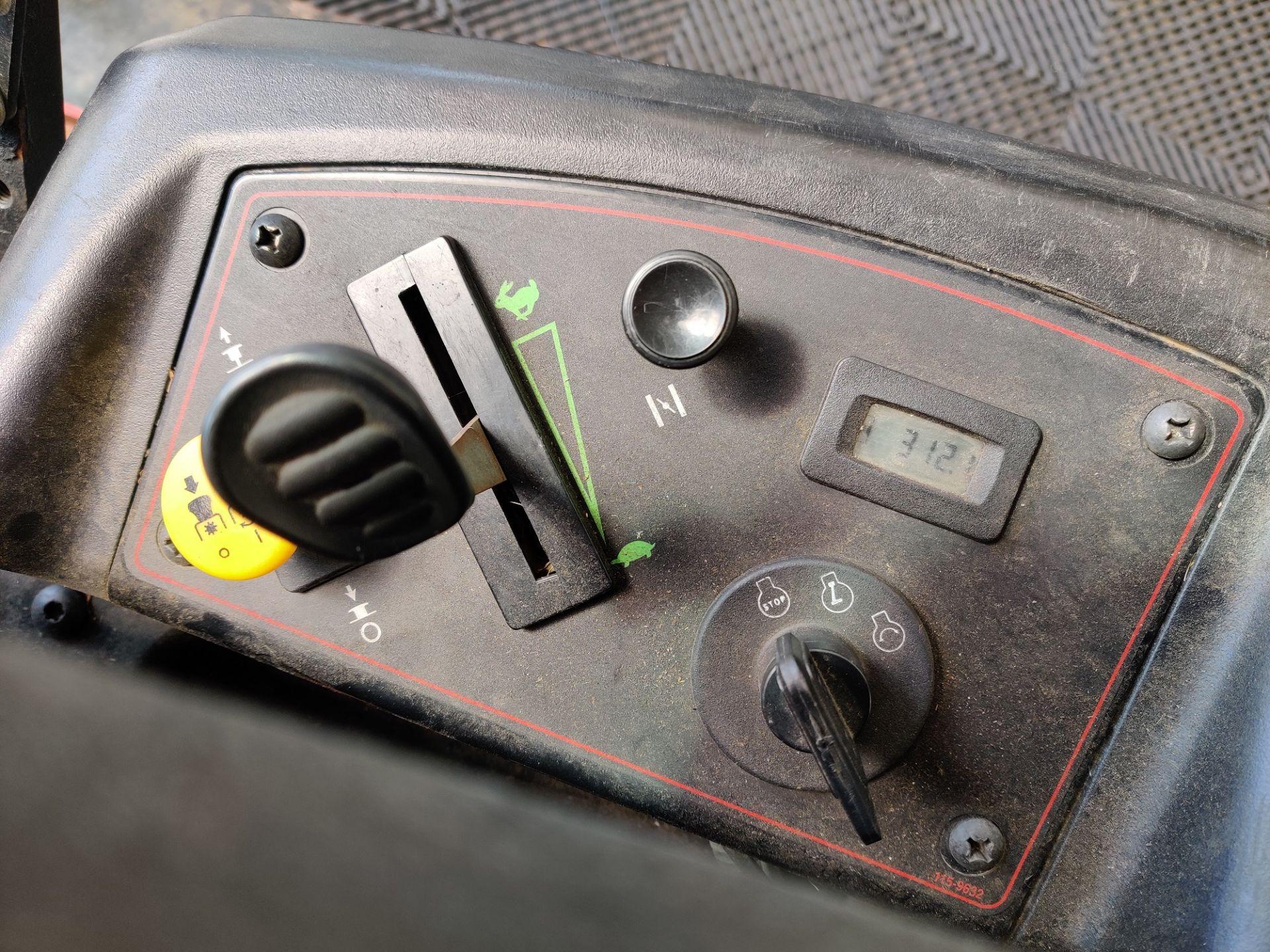 "Lot 51 - 2013 TORO TITAN 5420 RIDE ON ZERO TURN 54"" CUT KAWASAKI ENGINE LAWN MOWER, LOW HOURS *PLUS VAT*"