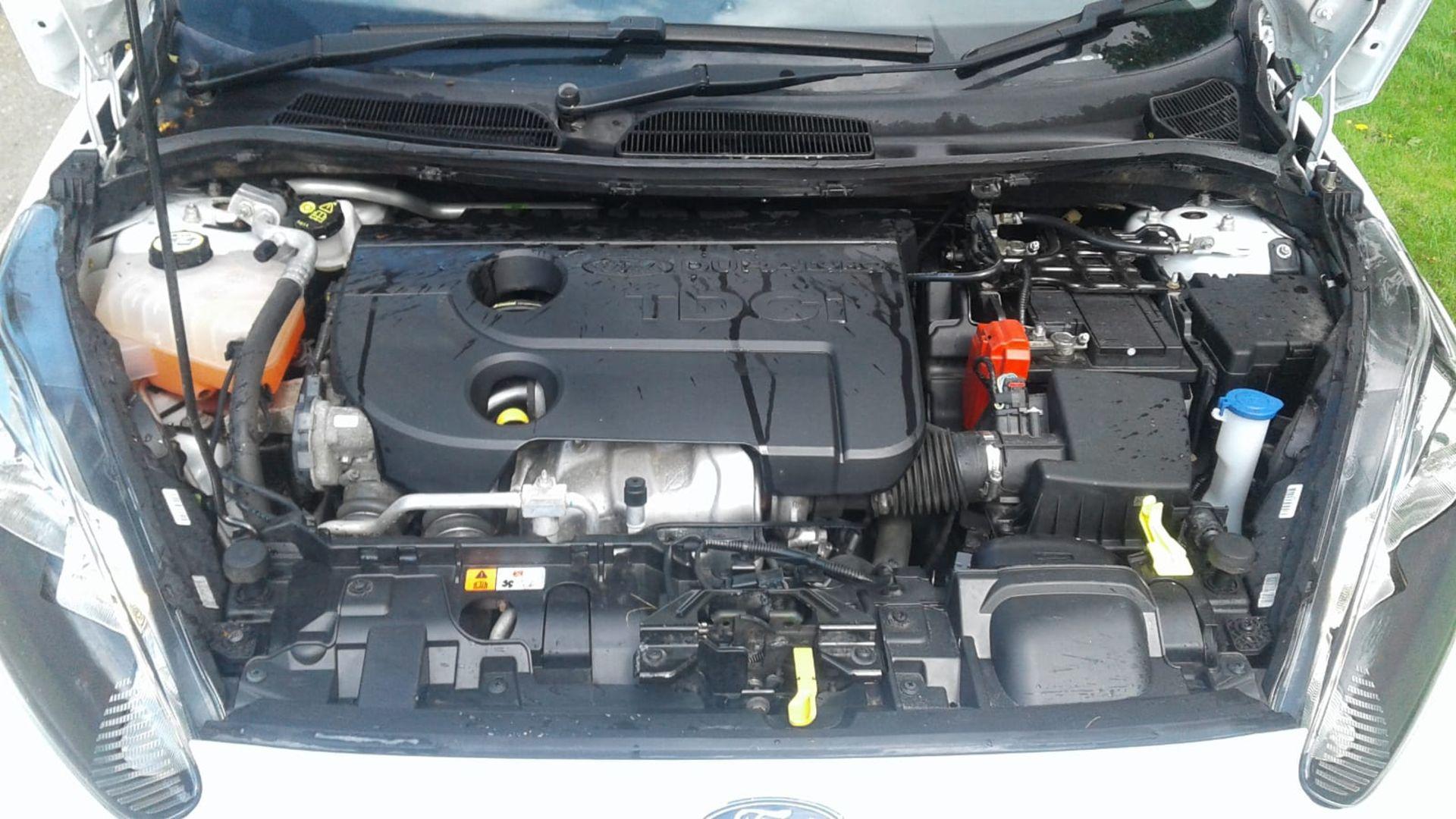 Lot 32 - 2014/14 REG FORD FIESTA ECONETIC TECH TDCI 1.6 DIESEL CAR / VAN, SHOWING 0 FORMER KEEPERS *NO VAT*