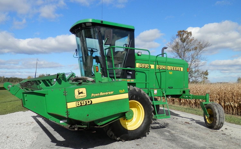 Retirement Farm Equipment Auction - Dave & Julie Gerbers, Denmark, WI