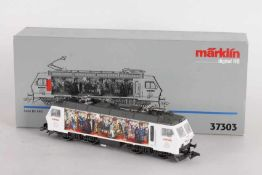 "Märklin 37303, ""Happy Birthday Lok', Elektrolok ""Re 446 447-5"" der SOBMärklin 37303, 'Happy Birthday"