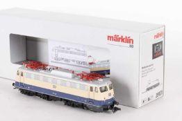 """Märklin 39121, Elektrolok """"E 10 1266"""" der DBMärklin 39121, Elektrolok """"E 10 1266"""" der DB, mfx-"""