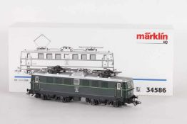 "Märklin 34586, Eektrolok ""1141.05"" der ÖBBMärklin 34586, Elektrolok ""1141.05"" der ÖBB, umgerüstet"