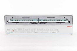 Märklin 3776, 'Pendolino', zweiteiliger Diesel-Triebwagen 610 der DB-AGMärklin 3776, 'Pendolino',