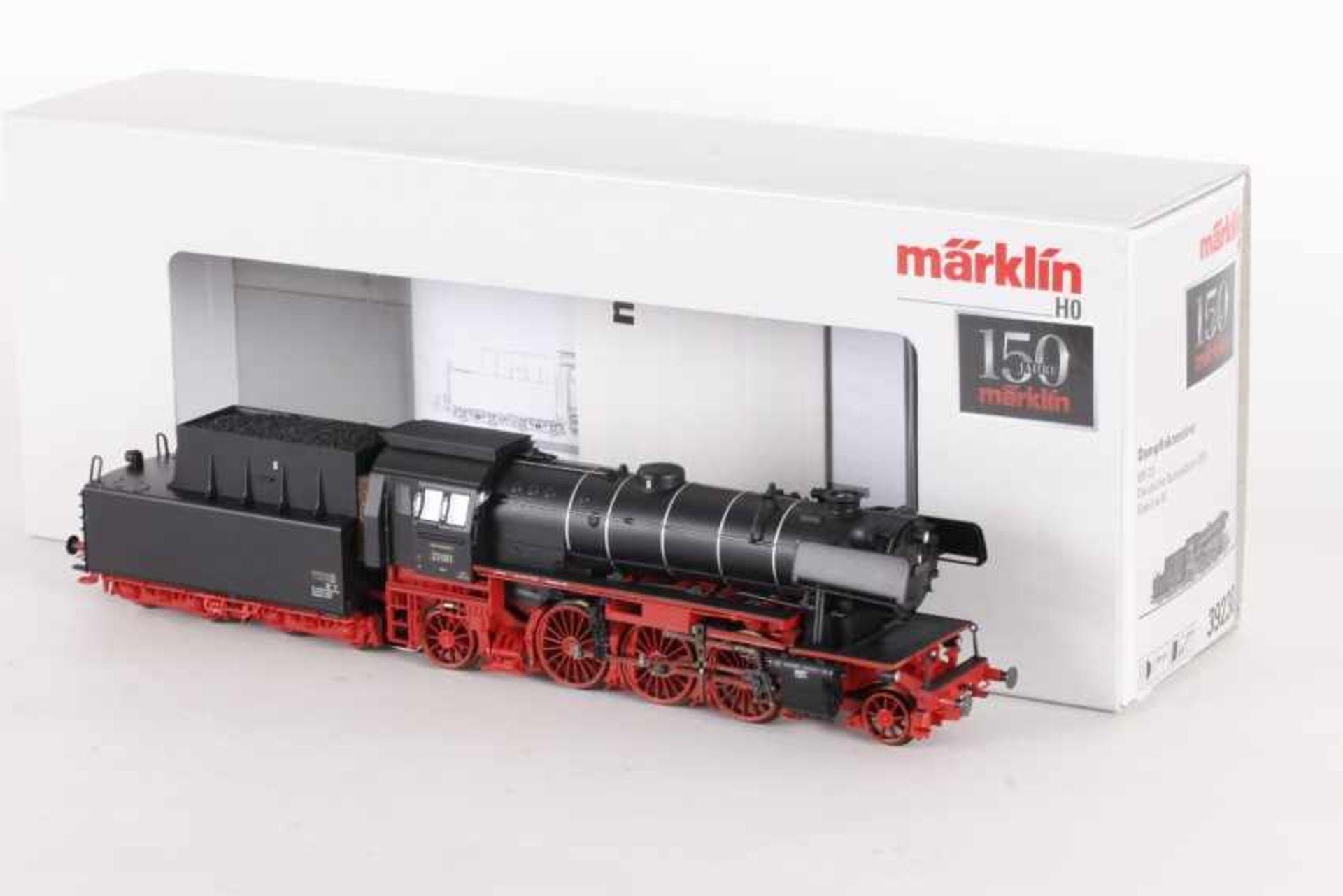 """Märklin 39230, Dampflok """"23 001"""" der BundesbahnMärklin 39230, Dampflok """"23 001"""" der Bundesbahn,"""