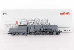 """Märklin 39160, Dampflok """"42 9000"""" der BundesbahnMärklin 39160, Dampflok """"42 9000"""" der Bundesbahn,"""