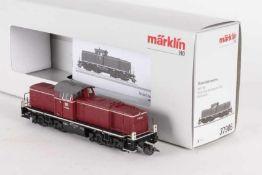 """Märklin 37906, Diesellok """"V 90 046"""" der DBMärklin 37906, Diesellok """"V 90 046"""" der DB, mfx-"""
