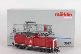 """Märklin 3647, Diesellok """"212 242-2"""" der DBMärklin 3647, Diesellok """"212 242-2"""" der DB, Digital-"""