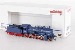 """Märklin 3091, Dampflok """"BADEN P8.1164""""Märklin 3091, Dampflok """"BADEN P8.1164"""", umgerüstet mit Decoder"""