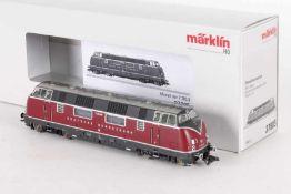 """Märklin 37805, Diesellok """"V 200 035"""" der DBMärklin 37805, Diesellok """"V 200 035"""" der DB, mfx-"""