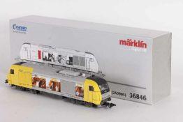 """Märklin 36846 (Conrad 240905), Siemens-Dispolok """"253 001-2""""Märklin 36846 (Conrad 240905), Siemens-"""