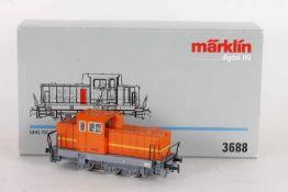 Märklin 3688, Henschel Diesellok DHG 700 CMärklin 3688, Henschel Diesellok DHG 700 C, Digital-