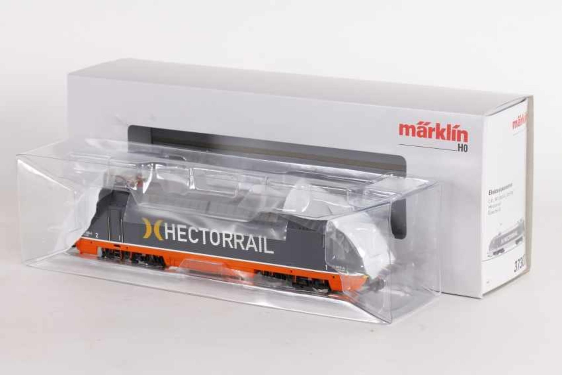 """Los 1059 - Märklin 37307, Elektrolok """"141.003-4"""" der schwedischen """"HECTORRAIL""""Märklin 37307, Elektrolok """"141."""