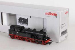 """Märklin 37078, Tenderlok """"78 128"""" der DBMärklin 37078, Tenderlok """"78 128"""" der DB, mfx-Digital-*-"""