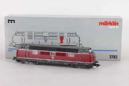 """Märklin 3782, Diesellok """"221 127-4"""" der DBMärklin 3782, Diesellok """"221 127-4"""" der DB, Digital-*-"""