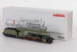 """Märklin 37113, württ. Dampflok Klasse C """"2010""""fMärklin 37113, württ. Dampflok Klasse C """"2010"""","""