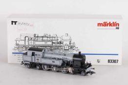 """Märklin 83307, Museumslok T 18 """"1994""""Märklin 83307, Museumslok T 18 """"1994"""", umgerüstet mit Digital-"""
