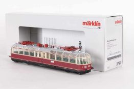 """Märklin 37581, Aussichtstriebwagen """"ET 91 01"""" der DBMärklin 37581, Aussichtstriebwagen """"ET 91 01"""""""