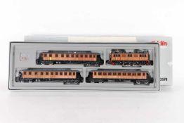 Märklin 2670, Histrorischer Schnellzug der SJMärklin 2670, Historischer Schnellzug der SJ,
