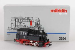 "Märklin 3704, Tenderlok ""80 030"" der DBMärklin 3704, Tenderlok ""80 030"" der DB, Digital-*-Technik,"
