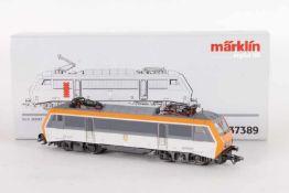 """Märklin 37389, Elektrolok """"26010"""" der SNVFMärklin 37389, Elektrolok """"26010"""" der SNCF, fx-Digital-*-"""