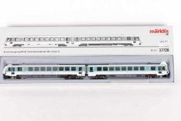Märklin 37728, zweiteiliger Diesel-Triebwagen 628.2Märklin 37728, zweiteiliger Diesel-Triebwagen