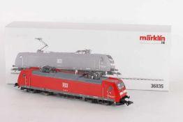 """Märklin 36835, Elektrolok """"146 102-9"""" der DB-AGMärklin 36835, Elektrolok """"146 102-9"""" der DB-AG, fx-"""