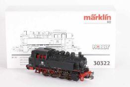 """Märklin 30322, Tenderlok """"81 001"""" der DBMärklin 30322, Tenderlok """"81 001"""" der DB, Digital-Decoder,"""