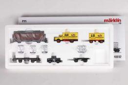 Märklin 48812, Gütertransport der Spangenberg-WerkeMärklin 48812, Gütertransport der Spangenberg-