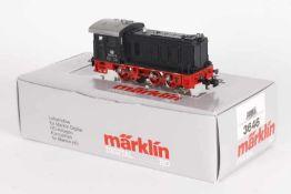 """Märklin 3646, Rangier-Diesellok """"236 411-5"""" der DBMärklin 3646, Rangier-Diesellok """"236 411-5"""" der"""